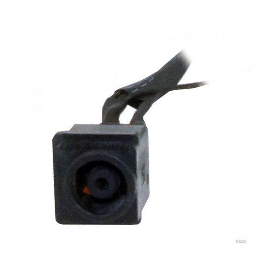 Sony VAIO SVE1513APXS DC Įkrovimo maitinimo lizdas (jungtis) su kabeliu