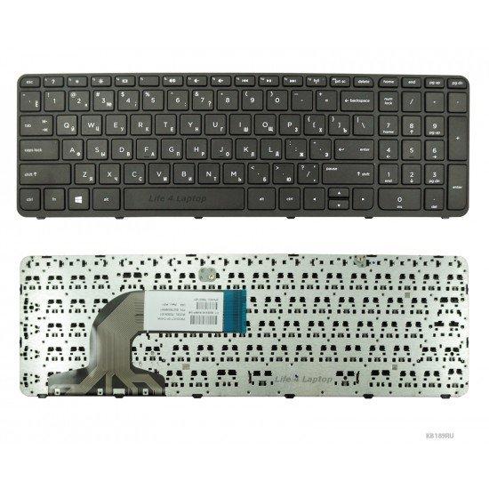 HP Probook 350 G2 Klaviatūra RU Juoda