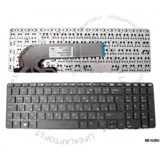 HP ProBook 470 G0 Klaviatūra US Juoda