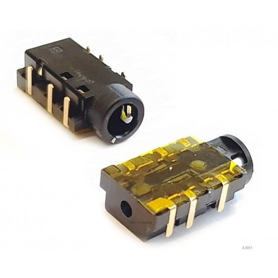 Asus A555DA Audio lizdas