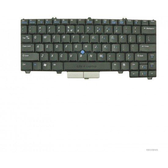 Dell Latitude D410 Klaviatūra US Juoda