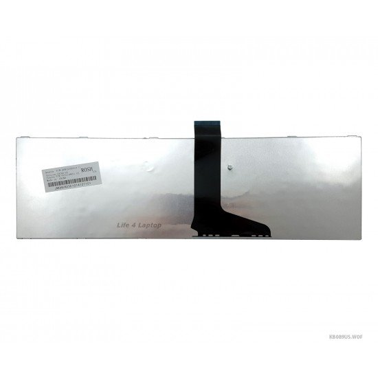 Toshiba Satellite S955 Klaviatūra US Juoda