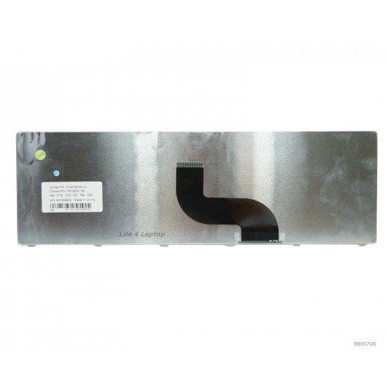 Acer Aspire 5552G Klaviatūra UK Juoda