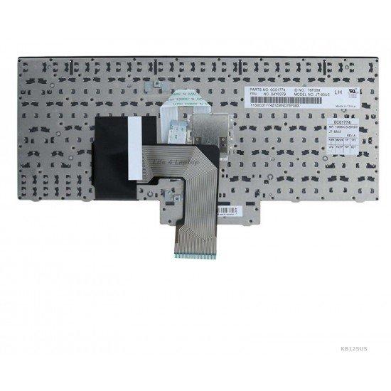 Lenovo E430 Klaviatūra US Juoda