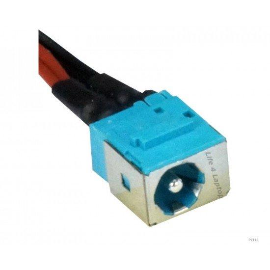 Acer Extensa 5420 DC Įkrovimo maitinimo lizdas (jungtis) su kabeliu