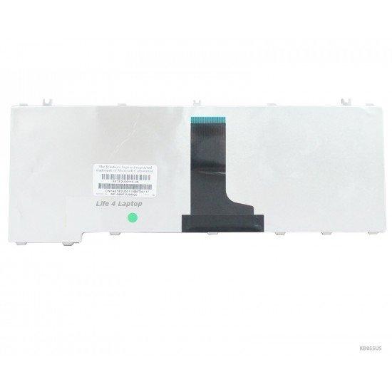 Toshiba Satellite L640 Klaviatūra US Juoda