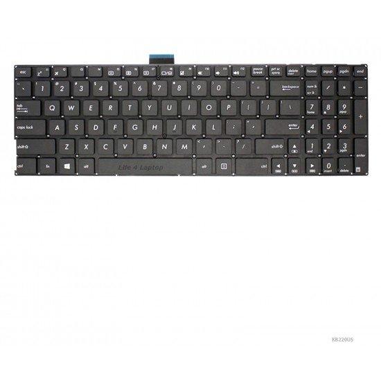 Asus VM590ZE Klaviatūra
