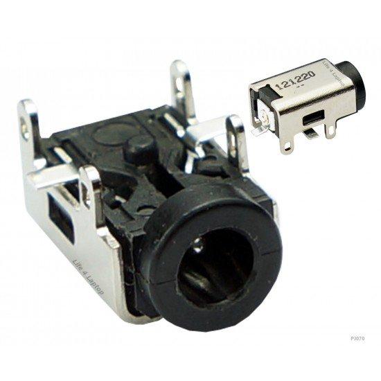 Asus Eee PC 1201N DC Įkrovimo maitinimo lizdas (jungtis) be kabelio
