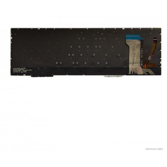Asus FX753VD Klaviatūra US Juoda
