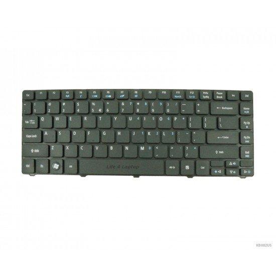 Acer Aspire 4336 Klaviatūra US Juoda
