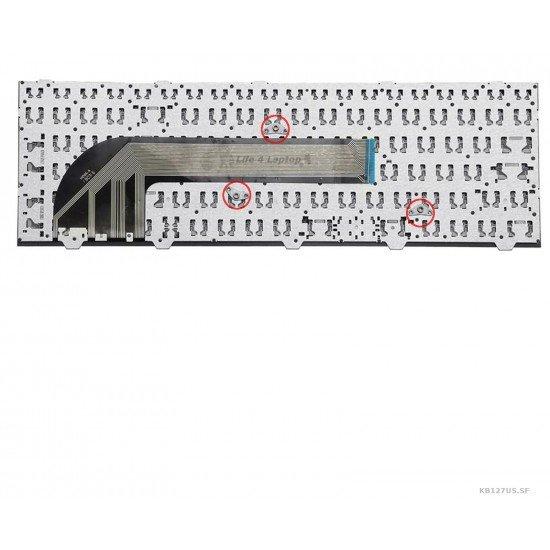 Klaviatūra US Juoda