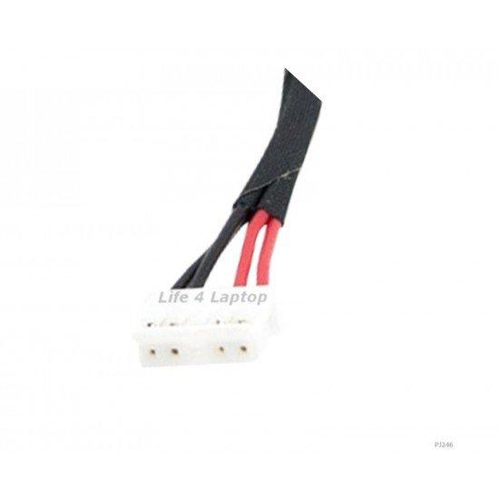 Asus A40JY DC Įkrovimo maitinimo lizdas (jungtis) su kabeliu