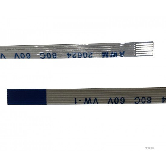 Asus FX50JK FFC kabeliai 200 mm 6 pin