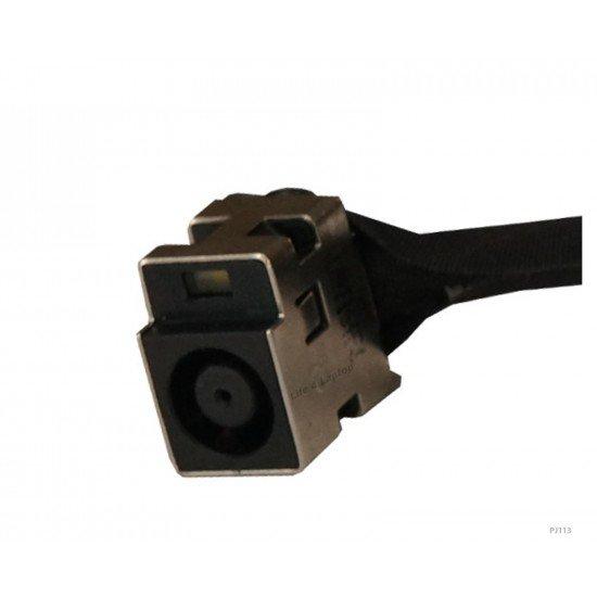 HP Compaq Presario CQ50-100 DC Įkrovimo maitinimo lizdas (jungtis) su kabeliu