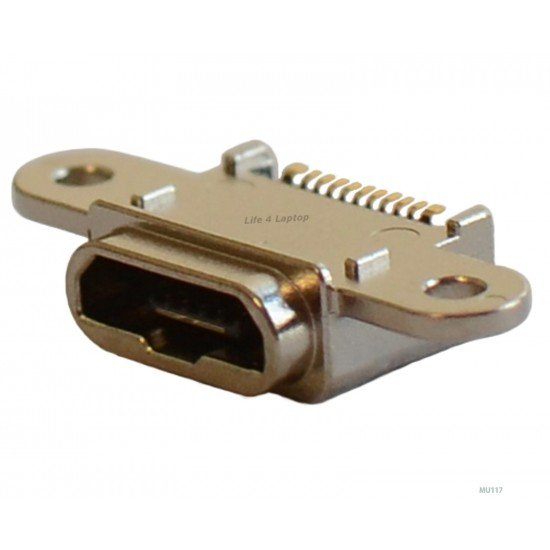 Micro USB jack