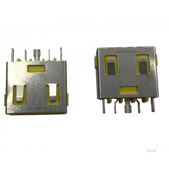 Lenovo Y50-70 Touch DC Įkrovimo maitinimo lizdas (jungtis) be kabelio