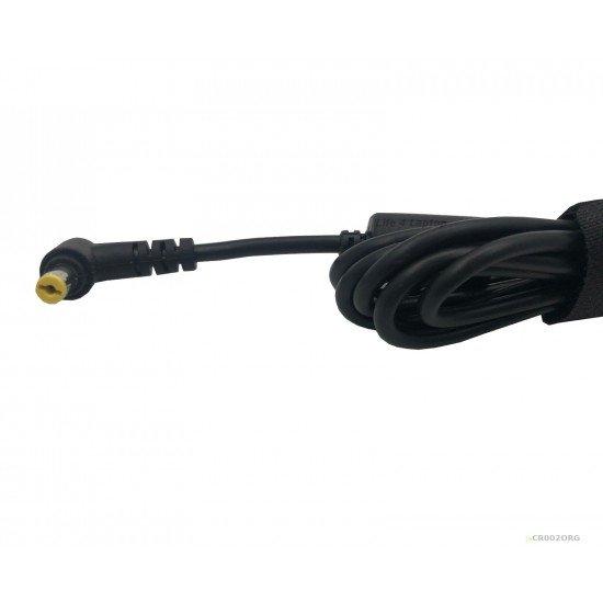 Acer Aspire 7535 Įkroviklio laidas DC L forma