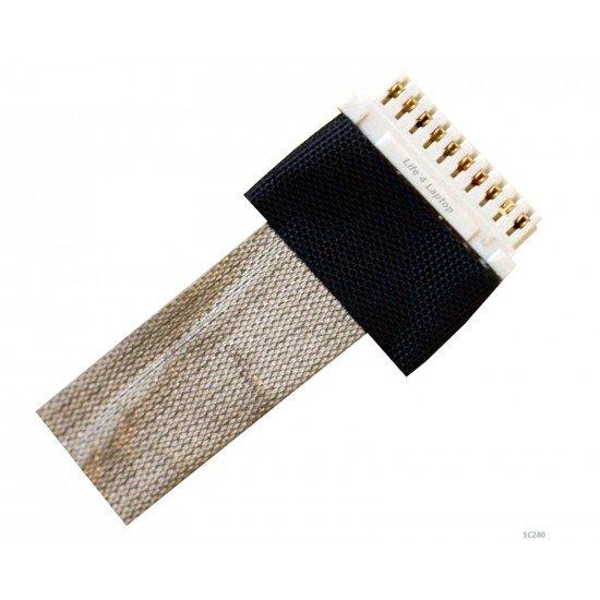 Dell Latitude E7440 Ekrano Kabelis (šleifas) 30 pin edp
