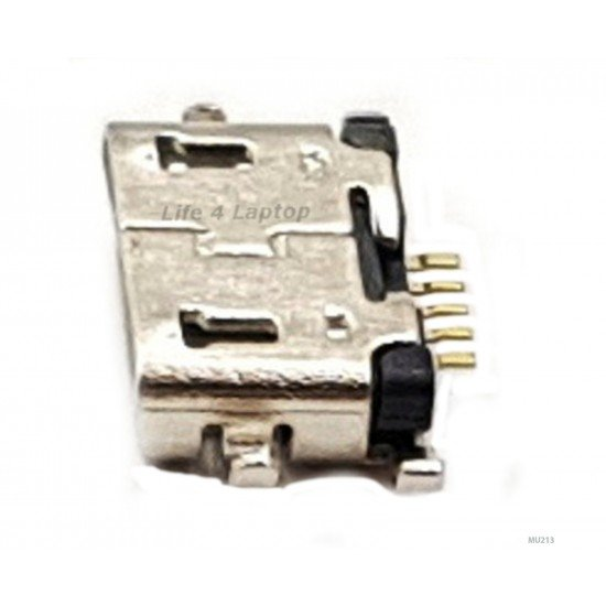 Charm Blue E2 Micro USB