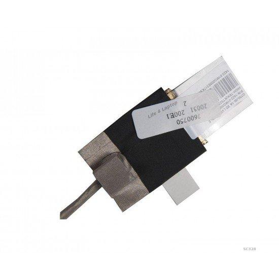 Asus G750JS Ekrano Kabelis (šleifas) 40 pin lvds