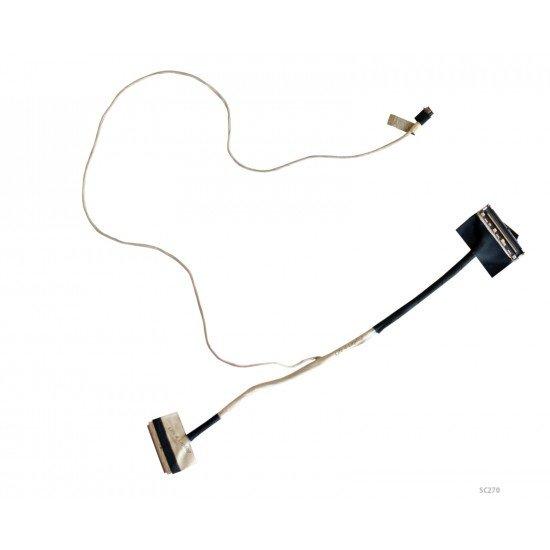 Asus X455LJ Ekrano Kabelis (šleifas) 40 pin lvds