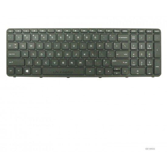 HP Probook 355 G2 Klaviatūra US Juoda