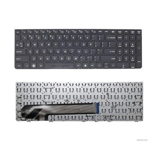 HP ProBook 4730s Klaviatūra US Juoda