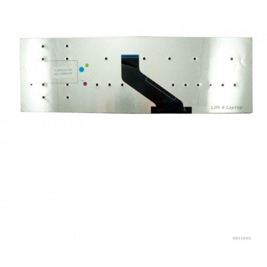 Acer Aspire V3-731G Klaviatūra US Juoda