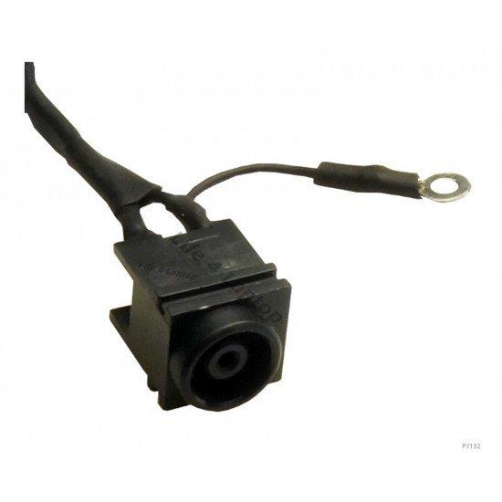 Sony VAIO VGN-FW248J DC Įkrovimo maitinimo lizdas (jungtis) su kabeliu