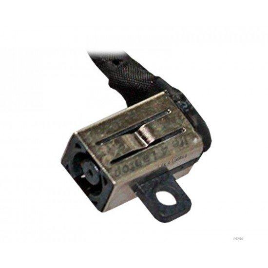Dell Inspiron 3551 DC Įkrovimo maitinimo lizdas (jungtis) su kabeliu