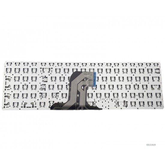 HP Pavilion 15T-AC100 Klaviatūra UK Juoda