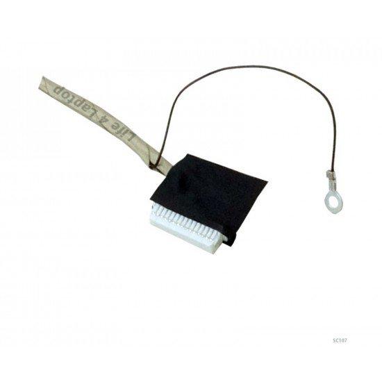 MSI Wind U135 Ekrano Kabelis (šleifas) 30 pin lvds