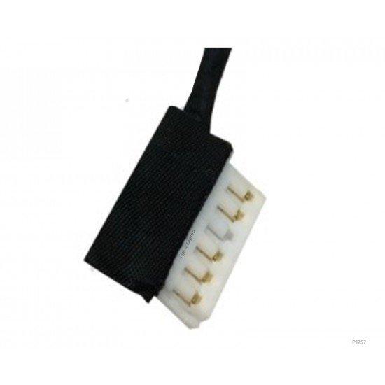 Dell Inspiron 15 5567 DC Įkrovimo maitinimo lizdas (jungtis) su kabeliu