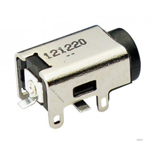 Asus Eee PC 1015PT DC Įkrovimo maitinimo lizdas (jungtis) be kabelio