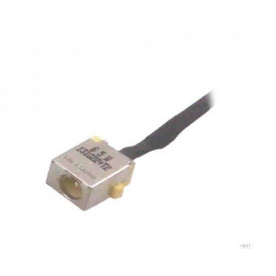 Acer Aspire S3-371 DC Įkrovimo maitinimo lizdas (jungtis) su kabeliu
