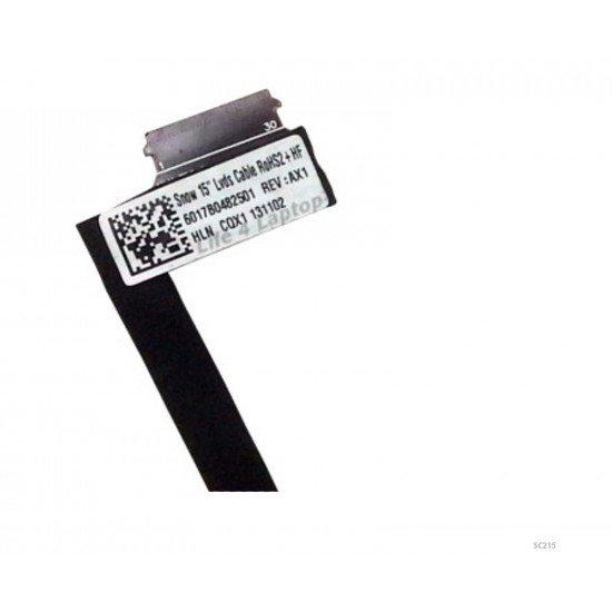 HP Probook 340 G2 Ekrano Kabelis (šleifas) 40 pin edp